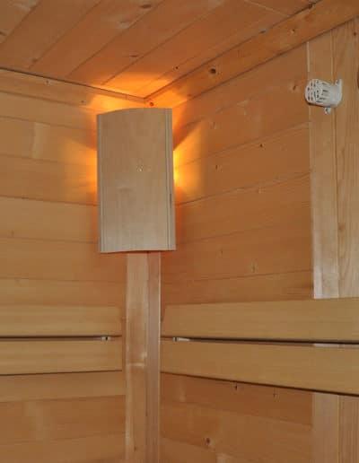 Sauna-Aktivitaeten