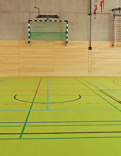 Sporthalle-Aktivitaeten